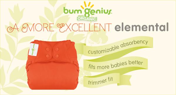 Bumgenius Elemental – nouvelle couche organic