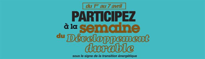 Semaine du développement durable : Zoom sur la couche lavable HAMAC