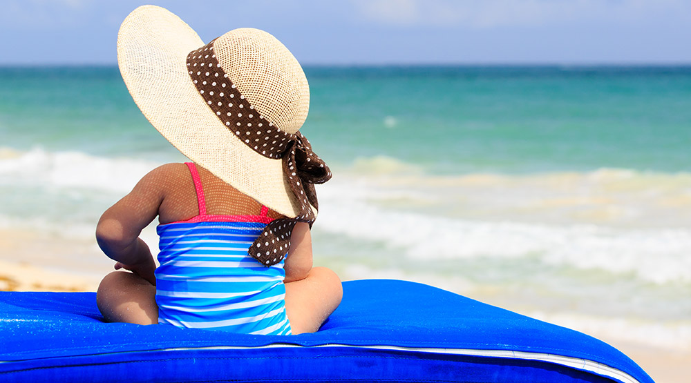 Utiliser les couches lavables en déplacement et en vacances !