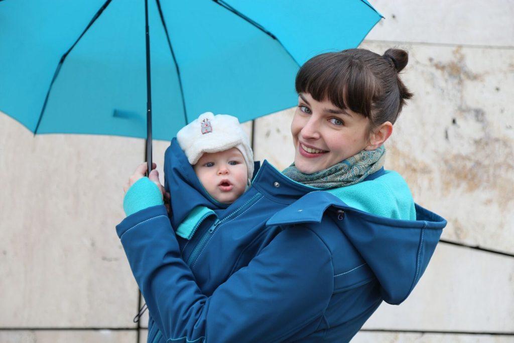 Porter bébé en hiver, nos astuces - Lilinappy