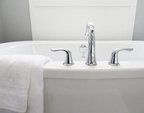 salle de bain au naturel