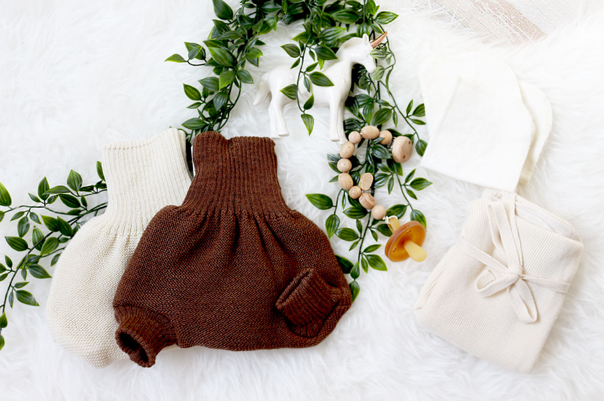 Culottes en laine Disana : l'amie des peaux délicates