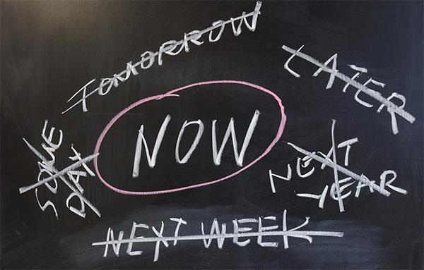 25 mars, journée mondiale de la procrastination