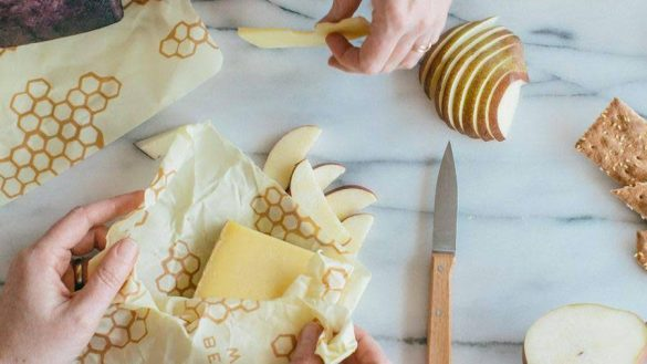 bees wrap aliment