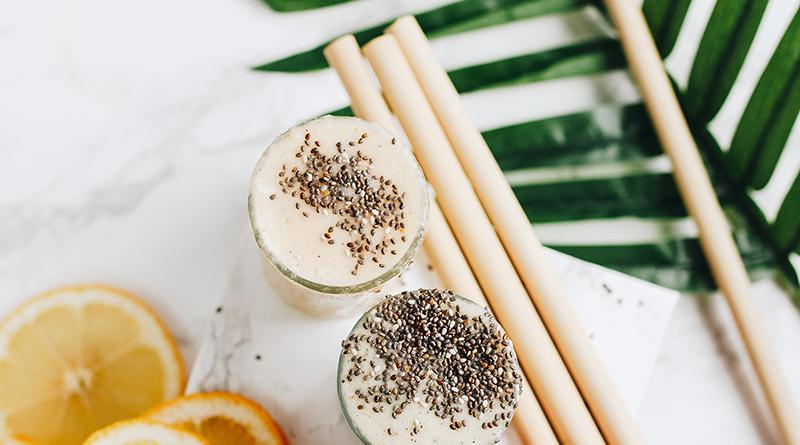 pailles écologiques en bambou