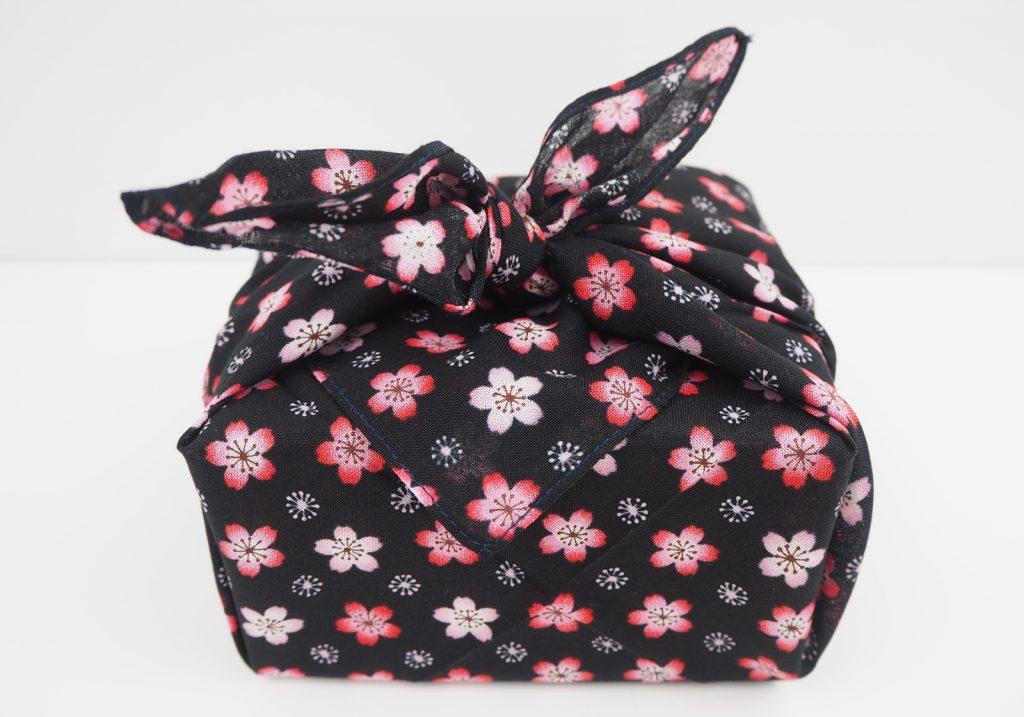 emballage réutilisable Furoshiki