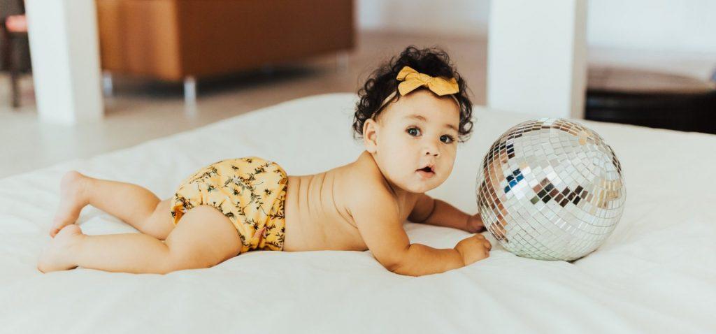 bébé couches lavables