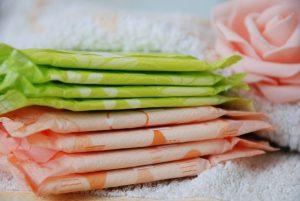 Serviette hygienique jetable blog lilinappy