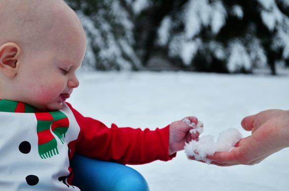 aider bébé a lutter contre le froid