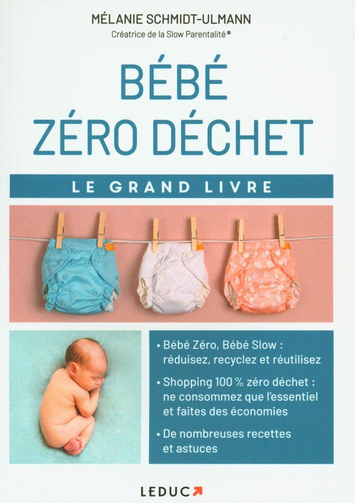le grand livre du bébé zéro déchet