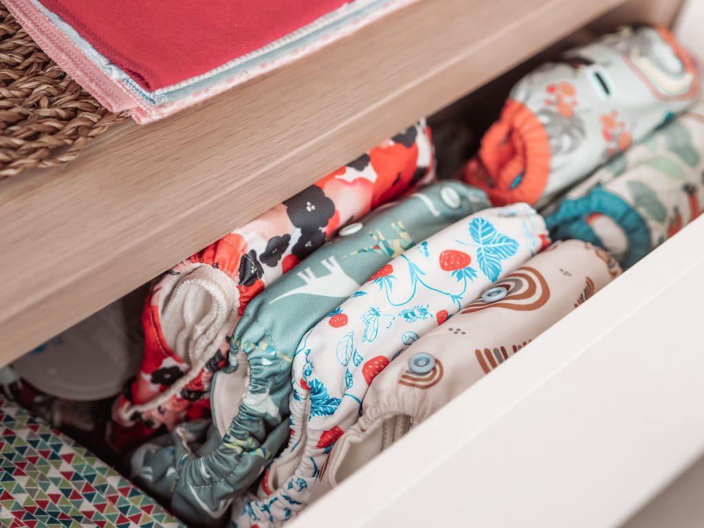 couches lavables bébé