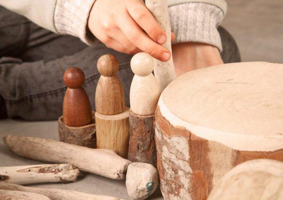 jouets en bois grapat