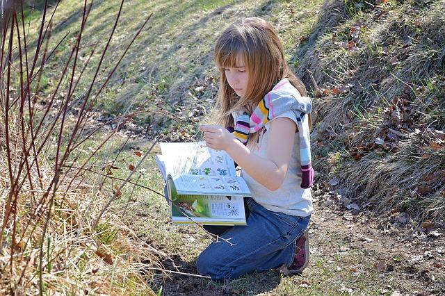 écologie et les enfants : les livres